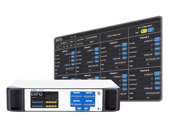 EXFO(爱斯福) BA-4000误码仪 - 100G/400G/800G电误码仪 1